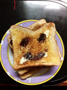 Proof that Vegemite is god.