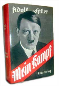 I own a copy of this historical book and can read how christian Hitler was. What's your ignorance based on if you believe he wasn't.